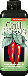 Fertilizante Chilli Focus Growth Technology para Pimientos / Guindillas (1L)