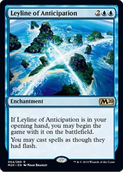 Core 2020 PREORDER Rare MTG Leyline of Combustion