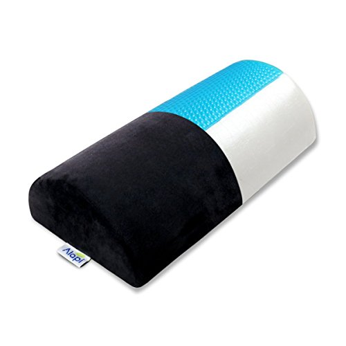 Cheap  Alapi - Foot Rest Cushion for Under Desk Decrease Foot Pain at..