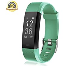 Fitness Tracker Heart Rate Monitor, Vigorun Sport Smart Wristband IP67 Waterproof Activity Tracker with Pedometer Step Counter Calorie Burned and Distance Counter Sleep Monitor for Kids Women Men
