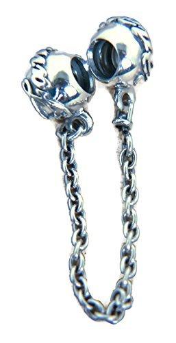 - Pandora Family Ties Silver Safety Chain Bracelet 79178805