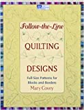 img - for Follow the Line Quilting Designs book / textbook / text book