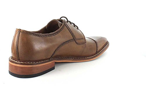 Giorgio Grossini Mens Restituisce Oxford Tan