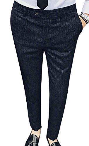 Stripe Dress Suit - 4