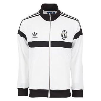 new concept 48638 c384d adidas Originals Mens Juventus Tracksuit Top: Amazon.co.uk ...