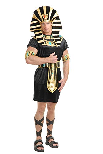 Charades Men's King TUT with Black/Turquoise, Small -