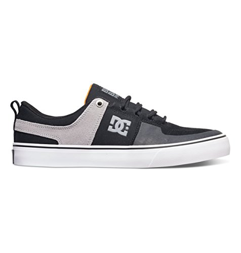 orange DcScarpe Skateboard Da Black Uomo grey thsdCQr