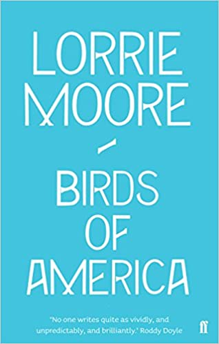 Image result for birds of america moore book cover