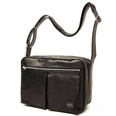 Porter Tanker / Shoulder Bag 08211 Black / Yoshida Bag by Yoshida Bag B009YRDJEY