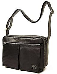 Porter Tanker / Shoulder Bag 08211 Black / Yoshida Bag