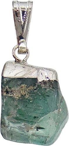 Aquamarine Tumbled Pendant