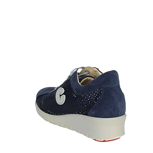 Cinzia Morbido Donna Basse 002 Ie9884a 40 Blu Sneakers rrnwdqpPx8