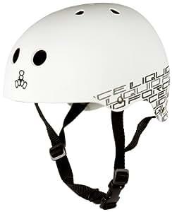 Liquid Force Drop Helmet, White, Xsmall