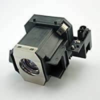 CTLAMP Projector Lamp Replacement. Projector Lamp Assembly with Original Bulb inside for EMP-TW520 EMP-TW600 EMP-TW620 EMP-TW680 PowerLite PC 800 PowerLite HC 550 PowerLite HC 400