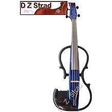 D Z Strad 4-string Electric Violin Outfit E201 (4-String)