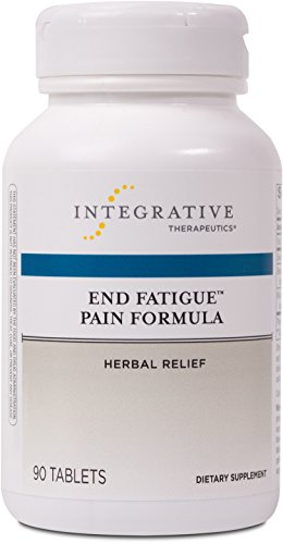 Integrative Therapeutics   End Fatigue Pain Formula   Herbal Pain Relief Formula   90 Tablets