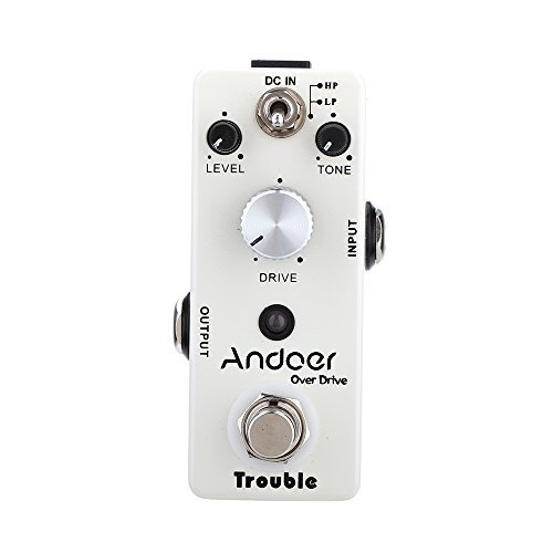 andoer distortion pedals