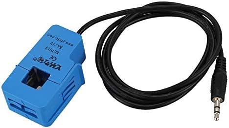 0.333V//26.6mA Transformateur de Courant Non invasif AC en Noir 50A//0.333V YHDC SCT010 Capteur de Courant /à Noyau divis/é Non invasif entr/ée nominale 50A-80A Sortie