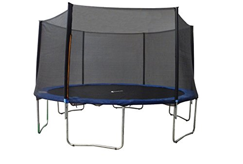 Exacme-S15-Trampoline-with-Enclosure-Net-Ladder-All-in-One-Combo-Set-15
