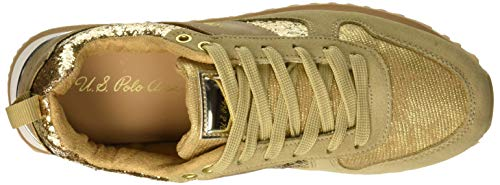 polo Femme Assn Baskets Oro Tabitha1 Gold Crystal s gold U 6qFn5pRZ5