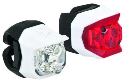 (Blackburn Click Front Light Set - White)
