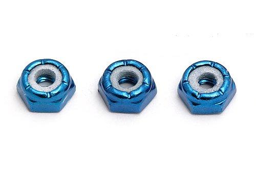 32 Aluminum Locknut - 8