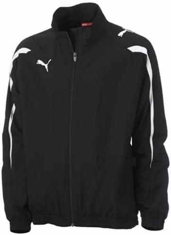 PUMA Kinder Trainingsanzug PowerCat 5.10 Woven Suit, Black
