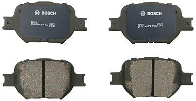 Bosch BP817 QuietCast Premium Disc Brake Pad Set For: Scion tC; Toyota Celica, Front ()