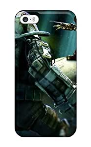 High-quality Durable Protection Case For Sam Sung Galaxy S5 Cover (bioshock Game)