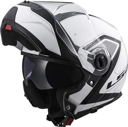 LS2 FF325/STROBE civik Moto Casco Integrale Casco Casco caduta