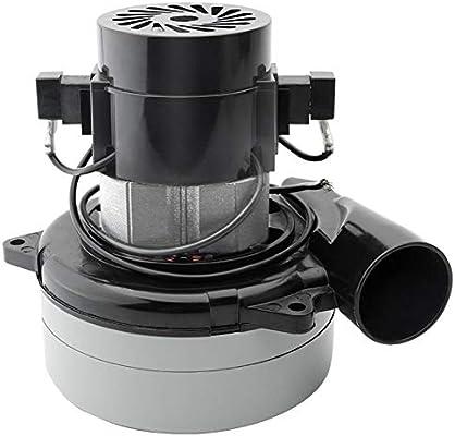 Everpert Motor Bypass, Motor para Aspiradora, Industrial Vacuum Cleaner Motor Fit for Electrolux Vac CV2 E130 E130A ER126: Amazon.es: Hogar
