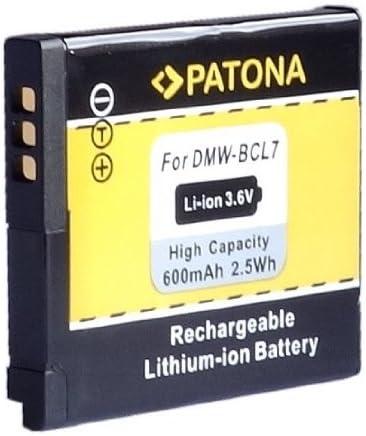 Patona Ersatz Für Akku Panasonic Dmw Bcl7 E Bcl7e Elektronik