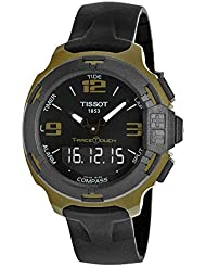 TISSOT watch T-Race TOUCH Aluminium (tea race touch aluminum) T0814209705706 Men