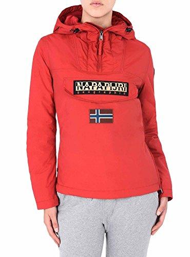Sparkling Women's Napapijri Jacket R66 Red Red qzRgzrtF