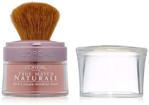 L'Oreal Paris True Match Naturale Gentle Mineral Blush, Soft Rose