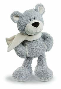 NICI 31967  - Oso de peluche vestido de invierno (25 cm)  [Importado de Alemania]