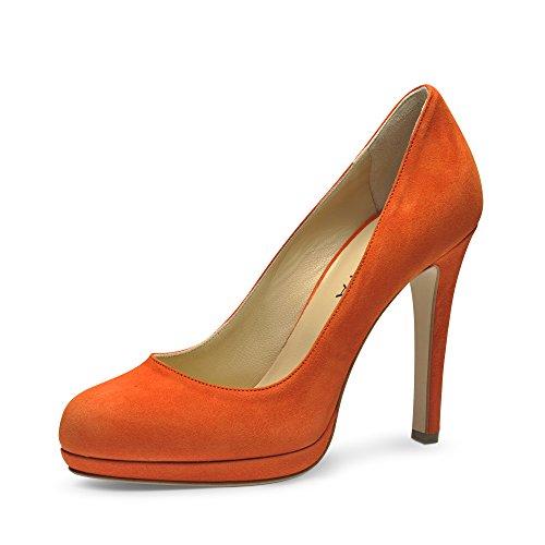 rauleder naranja rauleder Cristina Pumps Mujer naranja naranja Pumps Mujer Cristina Mujer Pumps Cristina Cristina rauleder qHO58a5w
