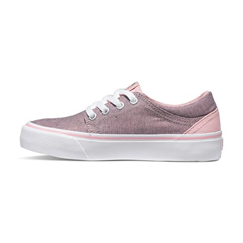 Pink Pw0 white Se Shoes Dc Tx Fille Trase G Basses Sneakers OpP7zp