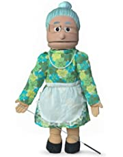 """Granny"" Hispanic 25"" Full Body Puppet"