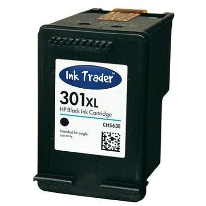 HP 301XL (de alta capacidad) Cartridge cartucho de tinta ...