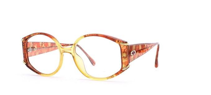 Amazon.com: Christian Dior 2592 30 Oro y naranja Authentic ...