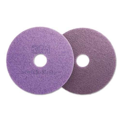 3M 16 Inch Scotch-Brite Purple Diamond Floor Pads by 3M (Image #1)