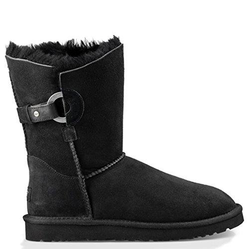 UGG Women's Nash Black Boot 5 B (M) V0sK84Cv