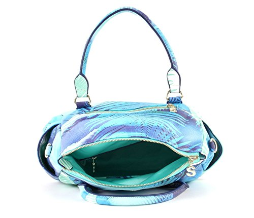 Sac Desigual Loverty Blue BOLS Palms qv1AHvw