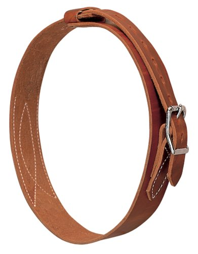 Horse Cribbing Collars - Weaver Leather All Harness Leather Cribbing Strap