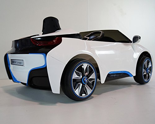 New 2015 Licensed Bmw I8 Concept Kids Ride On Power Wheels
