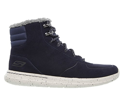 Skechers , Baskets pour homme bleu Navy/Gray