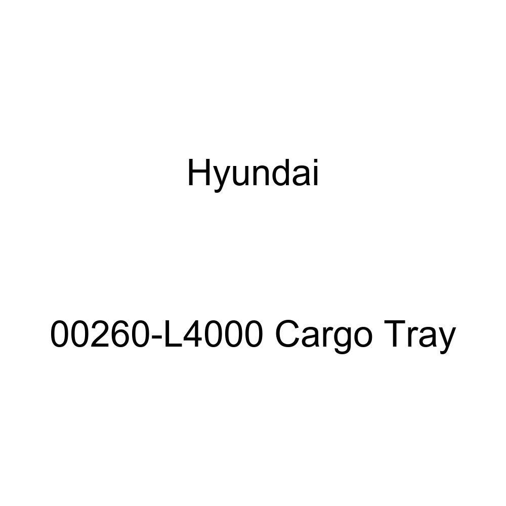 HYUNDAI Genuine 00260-L4000 Cargo Tray