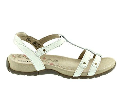 Sandalo Trofeo Donna Taos Bianco