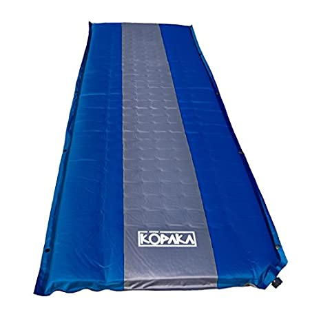 Amazon.com: Aire Colchón camping Gear, Sleeping Pad con ...
